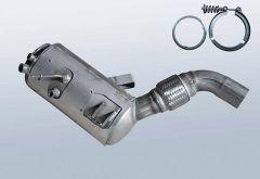 Filtro antiparticolato diesel BMW X5 3.0d (E70)