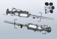 Filtro antiparticolato diesel MAZDA 6 2.0 CD (GG)