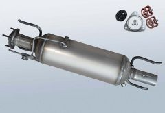 Filtro antiparticolato diesel ALFA ROMEO 159 1.9 JTDM CF4 (X3)