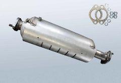 Filtro antiparticolato diesel KIA Sportage 2.0 CRDI (JE)