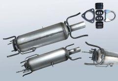 Filtro antiparticolato diesel OPEL Signum 1.9 CDTI