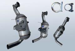Filtro antiparticolato diesel OPEL Meriva B 1.3 CDTI