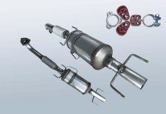 Filtro antiparticolato diesel OPEL Signum 3.0 CDTI