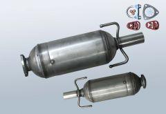 Filtro antiparticolato diesel OPEL Astra H 1.3CDTI (L69)