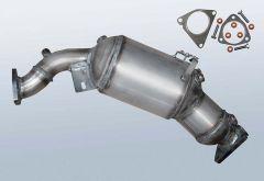 Filtro antiparticolato diesel AUDI Q5 2.0 TDI Quattro (8R)