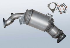Filtro antiparticolato diesel AUDI A6 2.0TDI (4G2,C7,4GC)