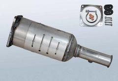 Filtro antiparticolato diesel CITROEN C4 2.0 Hdi (LC)