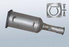 Filtro antiparticolato diesel CITROEN C8 2.0 Hdi (EA,EB)