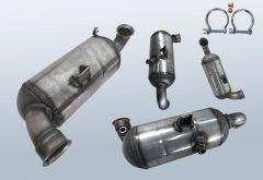 Filtro antiparticolato diesel CITROEN DS3 1.4 HDi
