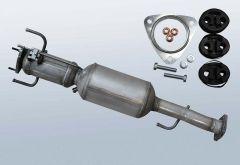 Filtro antiparticolato diesel ALFA ROMEO 147 1.9 JTD CF4 (BZ_DS)