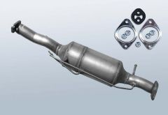 Filtro antiparticolato diesel FORD Kuga I 2.0 TDCI (CBV)