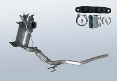 Filtro antiparticolato diesel VW Tiguan 2.0 TDI (5N)