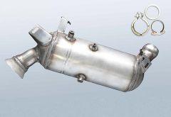 Filtro antiparticolato diesel MERCEDES BENZ E 200 CDI (W211004)
