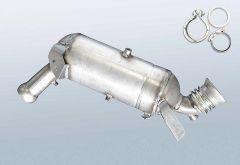 Filtro antiparticolato diesel MERCEDES BENZ C 220 CDI (C204302)
