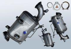 Filtro antiparticolato diesel OPEL Antara 2.2 CDTI 4x4 (L07)