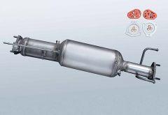 Filtro antiparticolato diesel OPEL Antara 2.0CDTI (OL_26)