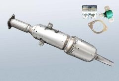 Filtro antiparticolato diesel RENAULT Fluence 1.5 dCi