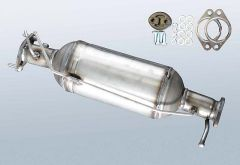 Filtro antiparticolato diesel FORD Mondeo III 2.0 TDCI (B5Y)