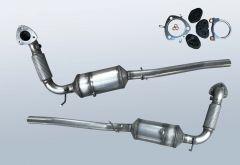 Filtro antiparticolato diesel FORD Transit Custom 2.2 TDCI (TTF)