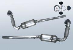 Filtro antiparticolato diesel FORD Tourneo Custom 2.2TDCI (TTF)