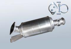 Filtro antiparticolato diesel OPEL Movano 2.5 CDTI (A)