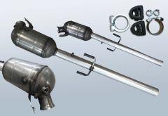 Filtro antiparticolato diesel MERCEDES BENZ Viano 2.0 CDI (W639811)