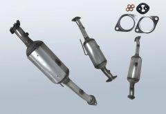 Filtro antiparticolato diesel FORD Kuga II 2.0 TDCI (CBS)