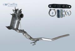 Filtro antiparticolato diesel AUDI Q3 2.0TDI (8U)
