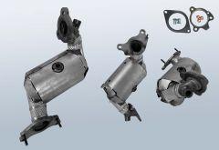 Catalizzatore RENAULT Kangoo II 1.2 Tce 115 (KW0/1)