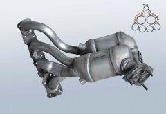 Catalizzatore BMW 120i (E82)