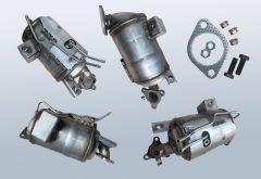 Filtro antiparticolato diesel KIA Carens 1.7 CRDI (RP)